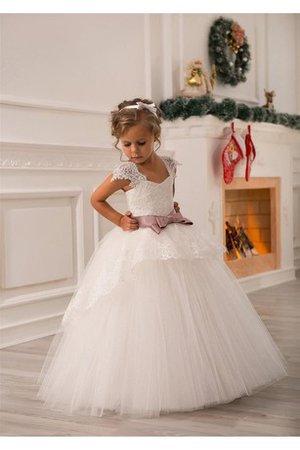 Abiti Cerimonia Queen.Abito Da Cerimonia Bambini In Tulle Queen Anne Con Fusciacca
